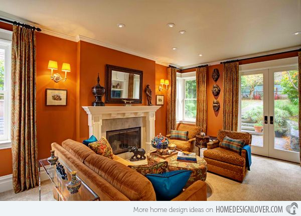 17 Awesome African Living Room Decor Traditional Home Design And Colors