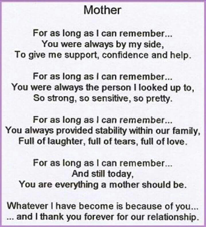 Thank god for mothers my mother pinterest poem taken from 100 best poems website specially dedicated to my beloved mother you mean a lot in my life ma expocarfo