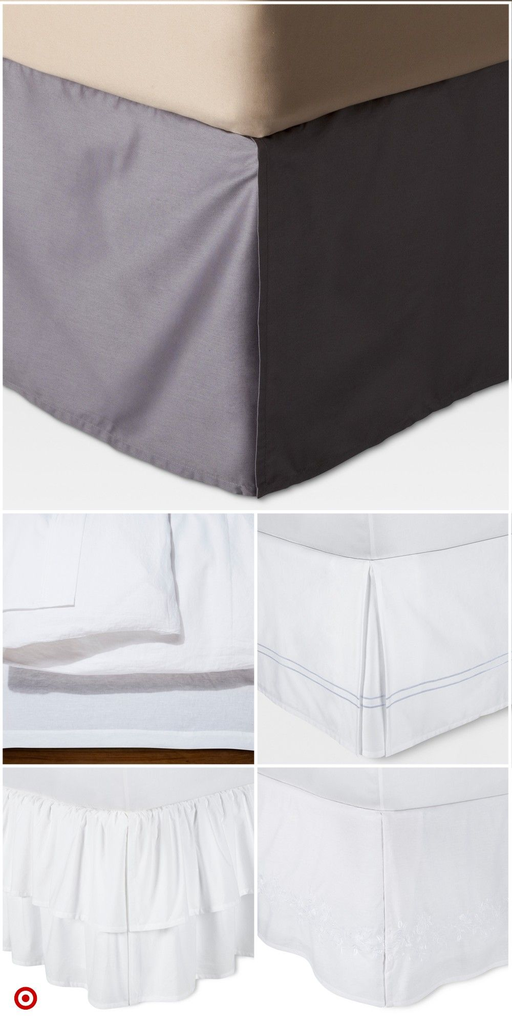 Shop Target for bedskirt you will love at great low prices