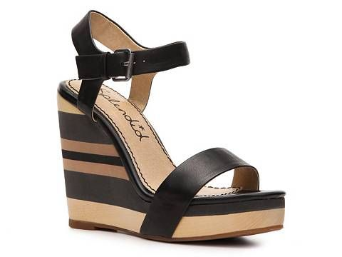 Splendid Kikka Wedge Sandal | DSW