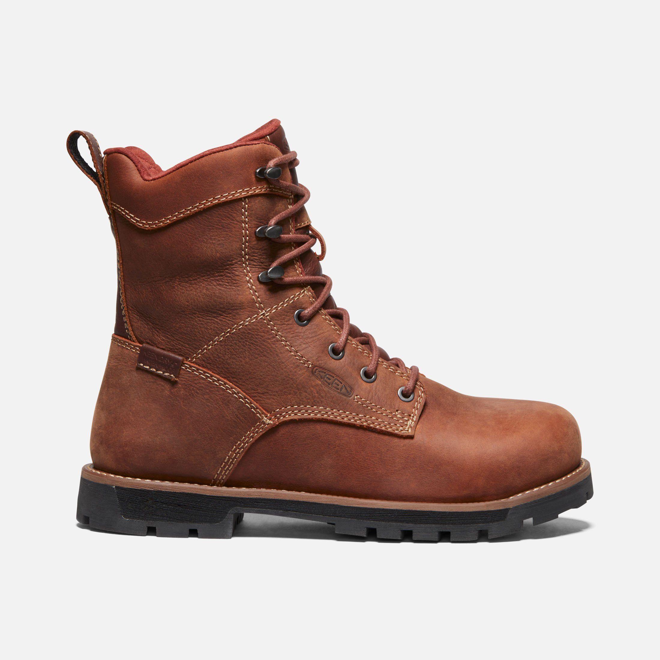 Boot (Aluminum Toe) Size