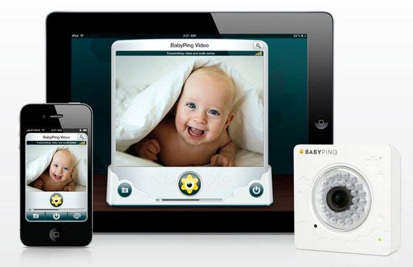 Ipod monitoring for parents