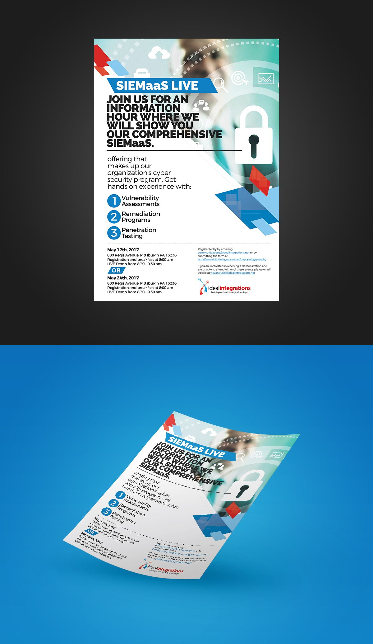 Flyers are one of the most versatile, effective and