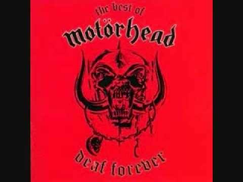 Deaf Forever The Best Of Motorhead Full Album - YouTube
