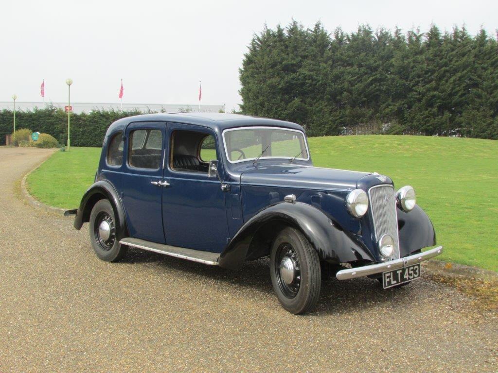 1939 Austin 12 Ascot Maintenance/restoration of old/vintage vehicles ...