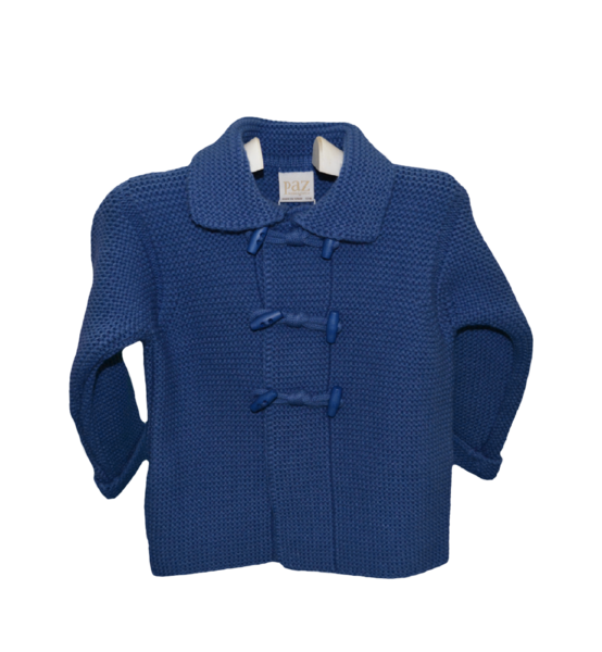 2cfd5a21d Knitted duffle coat - cardigan or coat - babymaC - Stylish Spanish ...