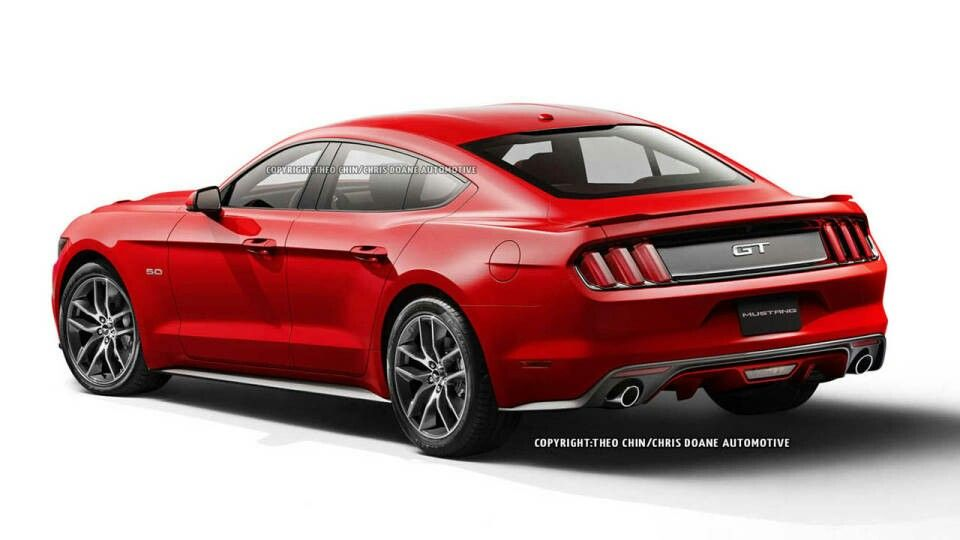 2015 Ford Mustang Gt 4 Door Conecpt Ford Mustang Price 2015