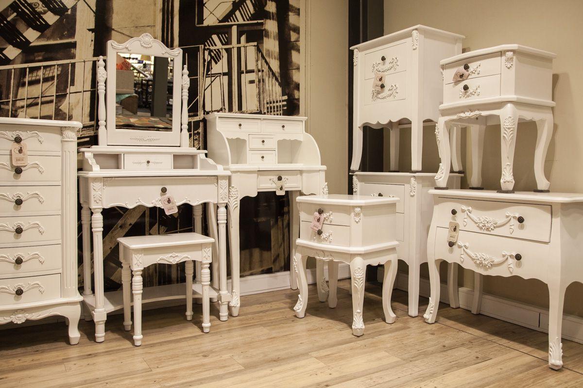Aparador Loja Gato Preto ~ Móveis Laços e Móveis Barrocos Brancos A Loja do Gato Preto #alojadogatopreto #shoponline