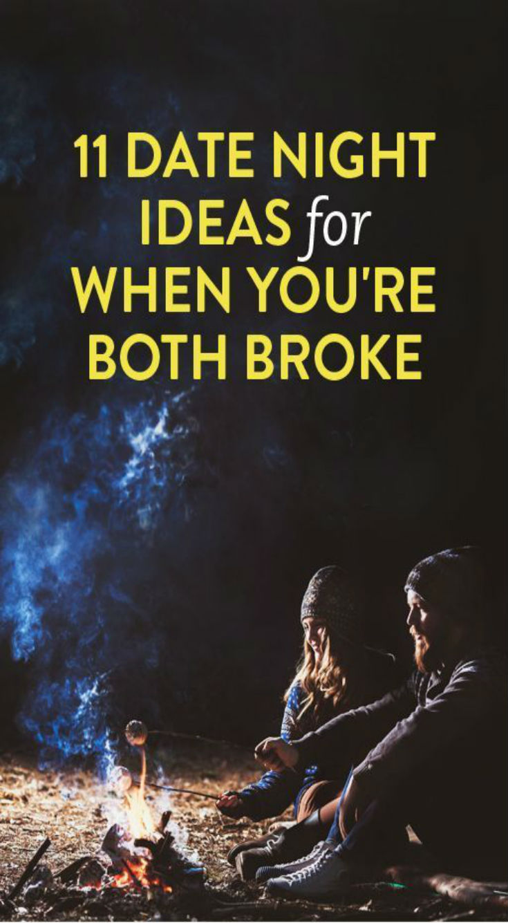 11 Date Night Ideas for When You're Both Broke - Daily Rumors