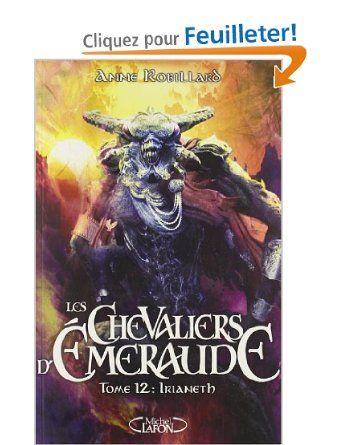 Les Chevaliers D Emeraude Tome 12 Les Armees De L Empereur Noir Amecareth Envahissent Les Royaumes Du Continent D Enkidiev Les Chevalier Livres A Lire Livre