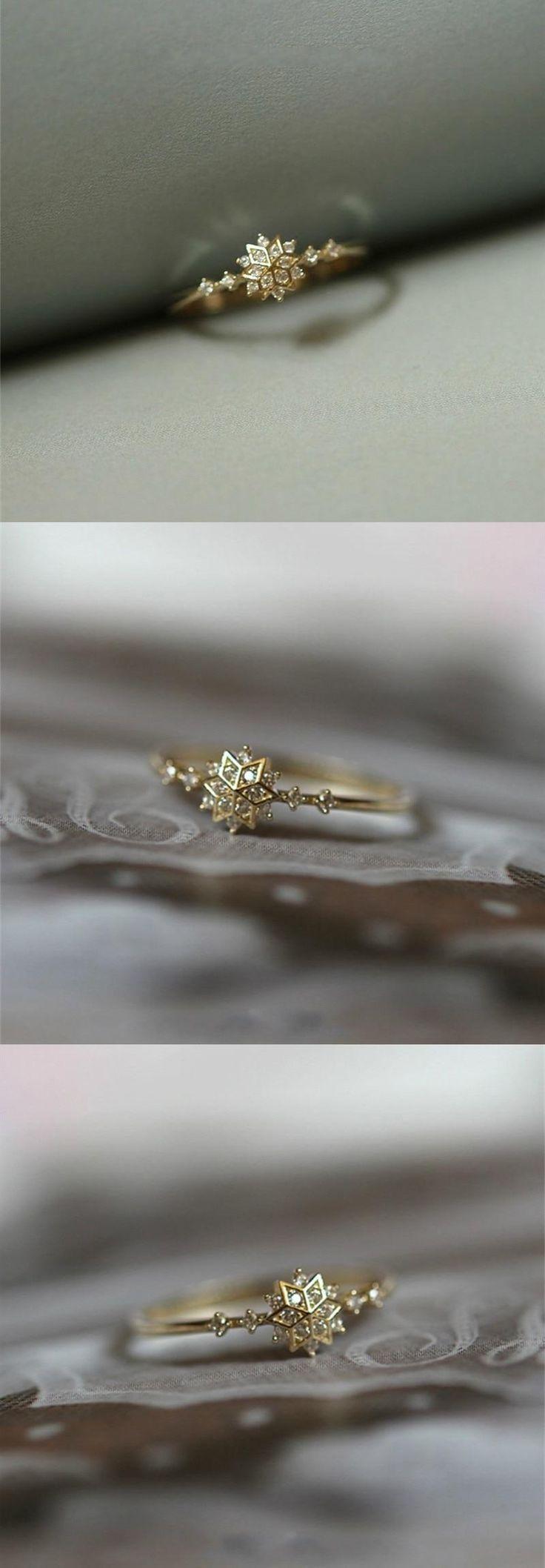 Photo of Snowflake Ring