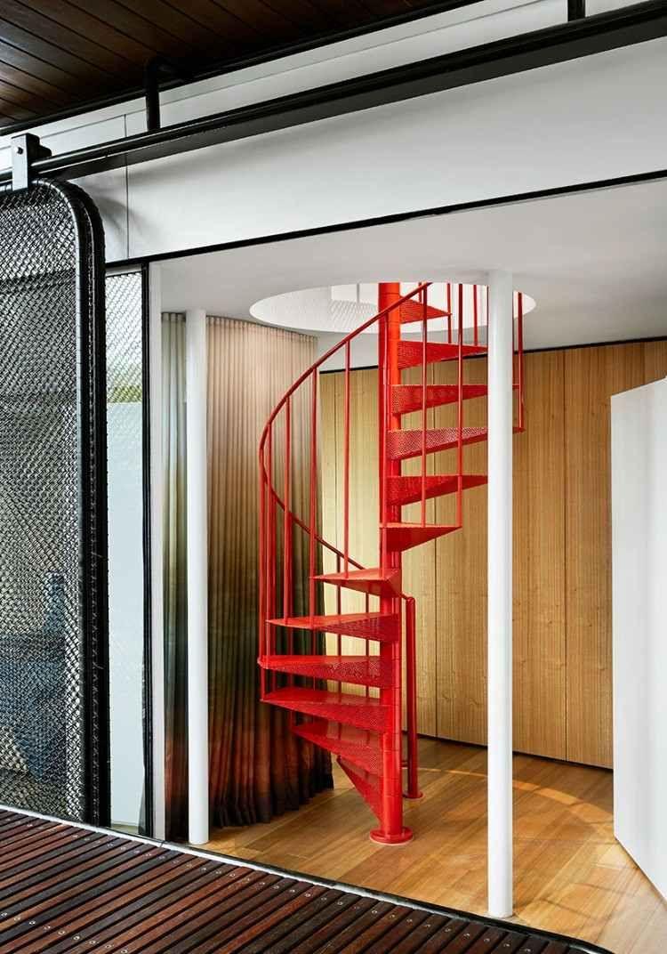 Escalier moderne intérieur et extérieur en 50 modèles insolites ...
