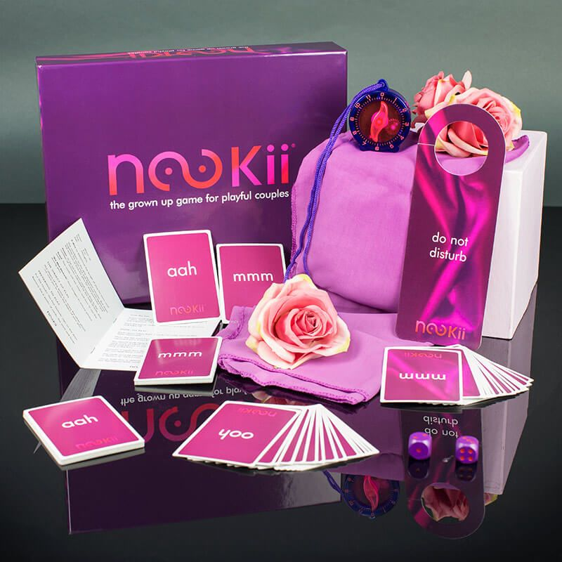 Nookii Adult Board Game For Couples - Buy From Prezzybox -6560