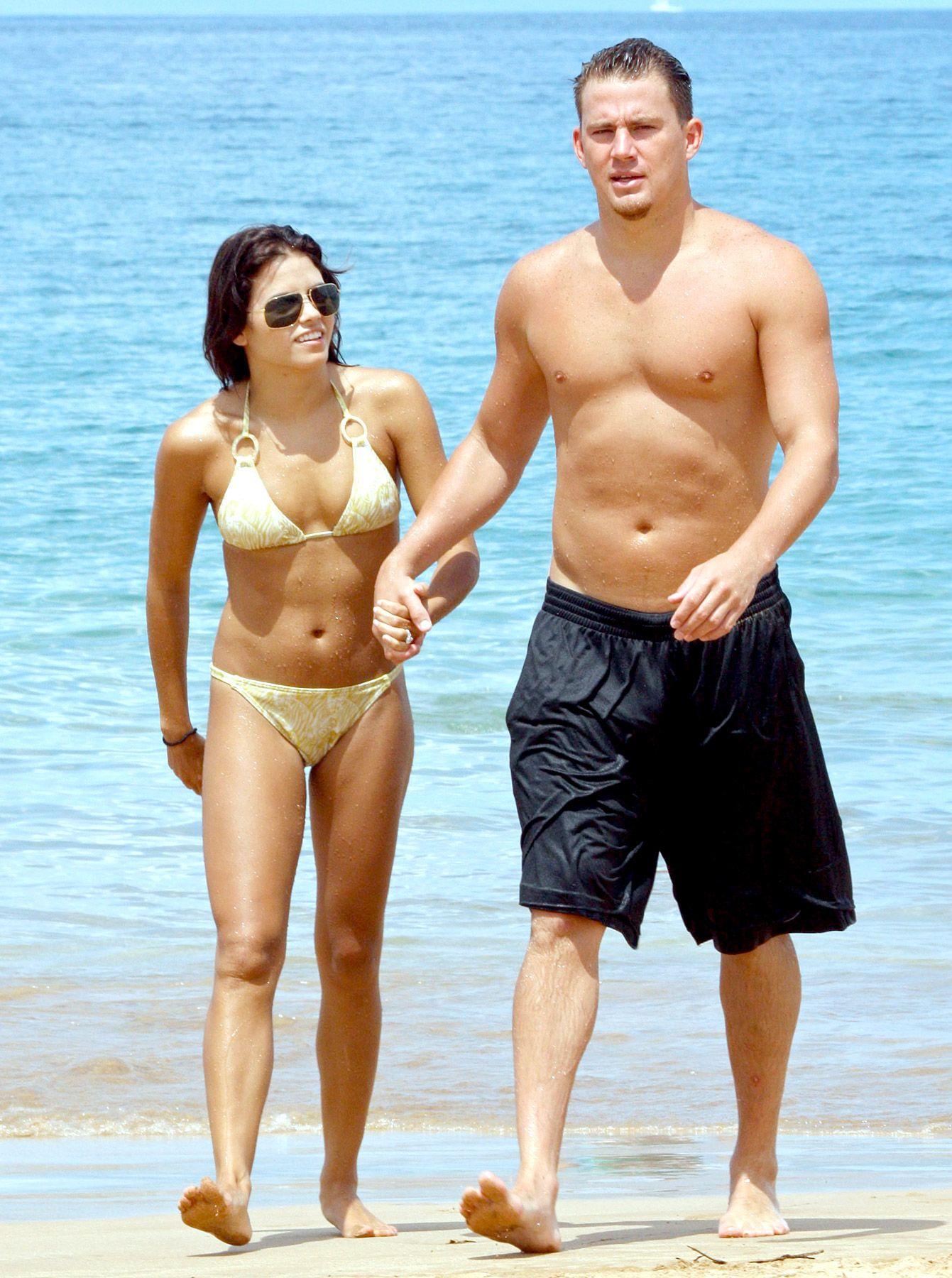 A Sweet & Fabulous Love Story Channing Tatum and Jenna Dewan