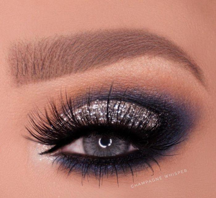 Znalezione Obrazy Dla Zapytania Navy Blue Makeup Soft