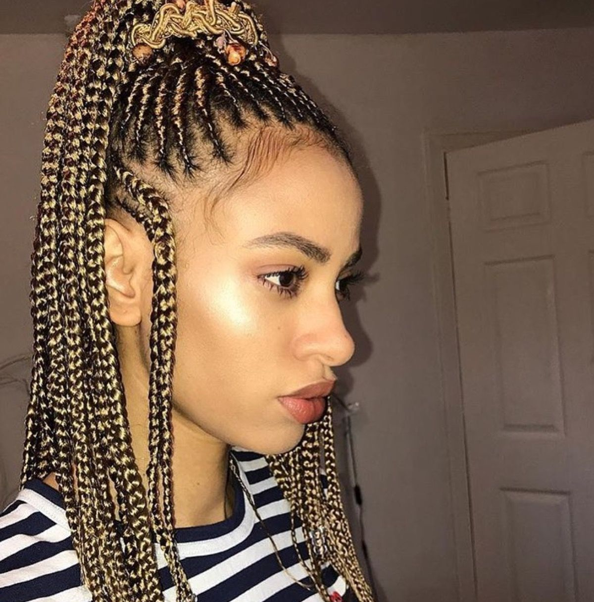 Braid Hair Styles Follow The Queen For More Poppin' Pins Kjvouge✨❤   Black