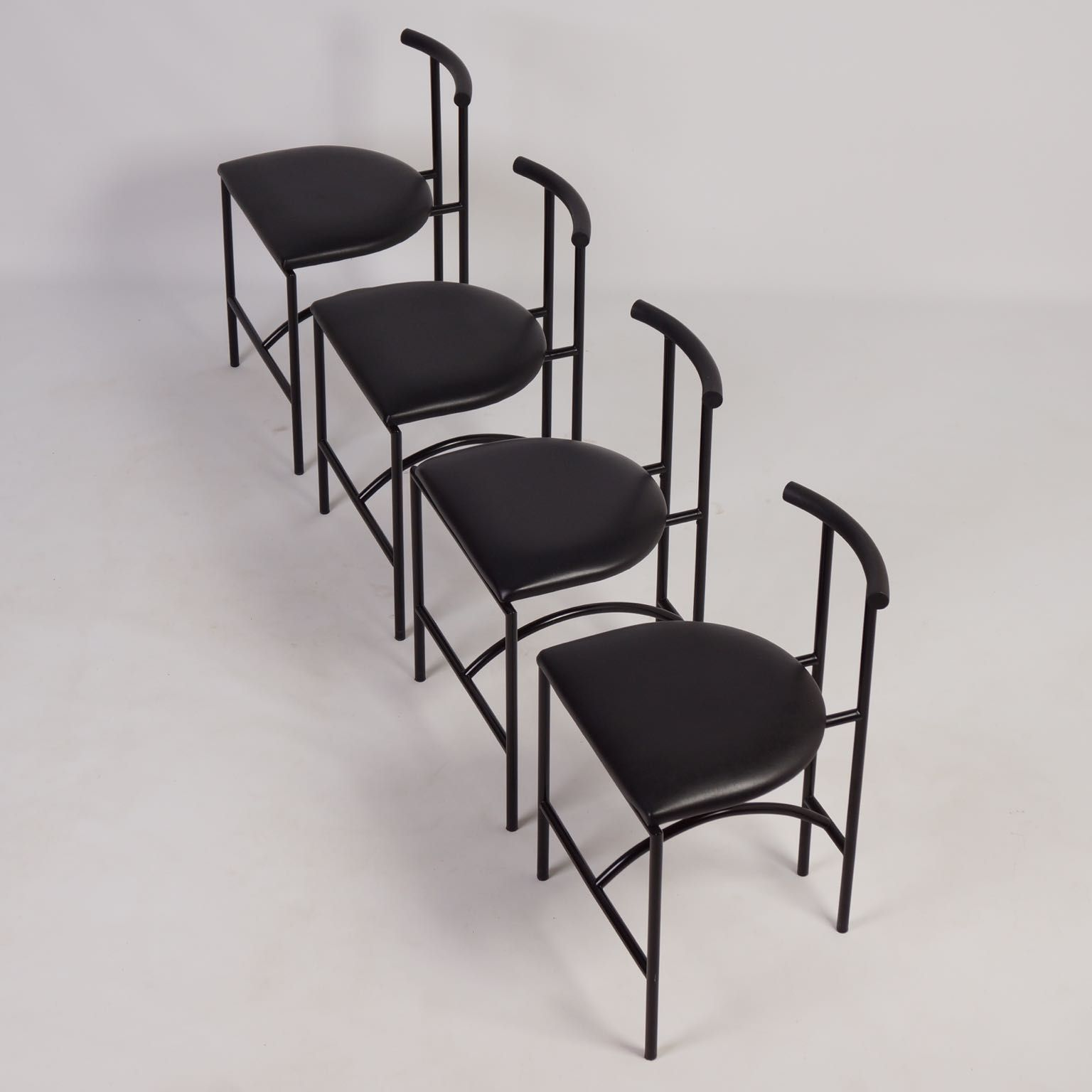 1985 Rodney Kinsman Tokyo Chair Styling HighTech 70