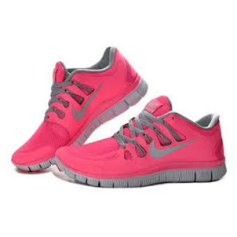 Chaussures de sport Run Free 5.0 rose   Nike free shoes, Nike free ...