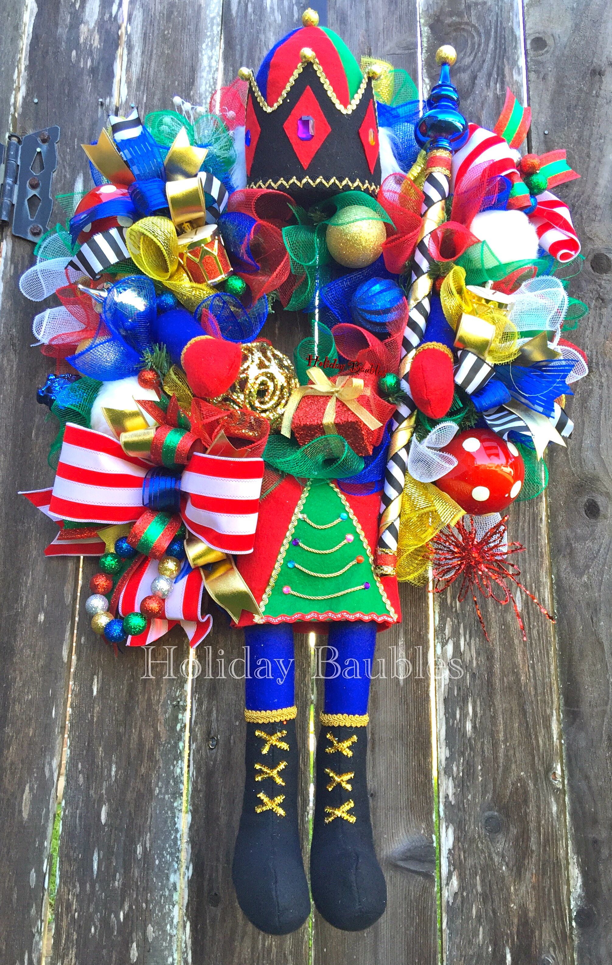Toy Sol r Nutcracker by Holiday Baubles