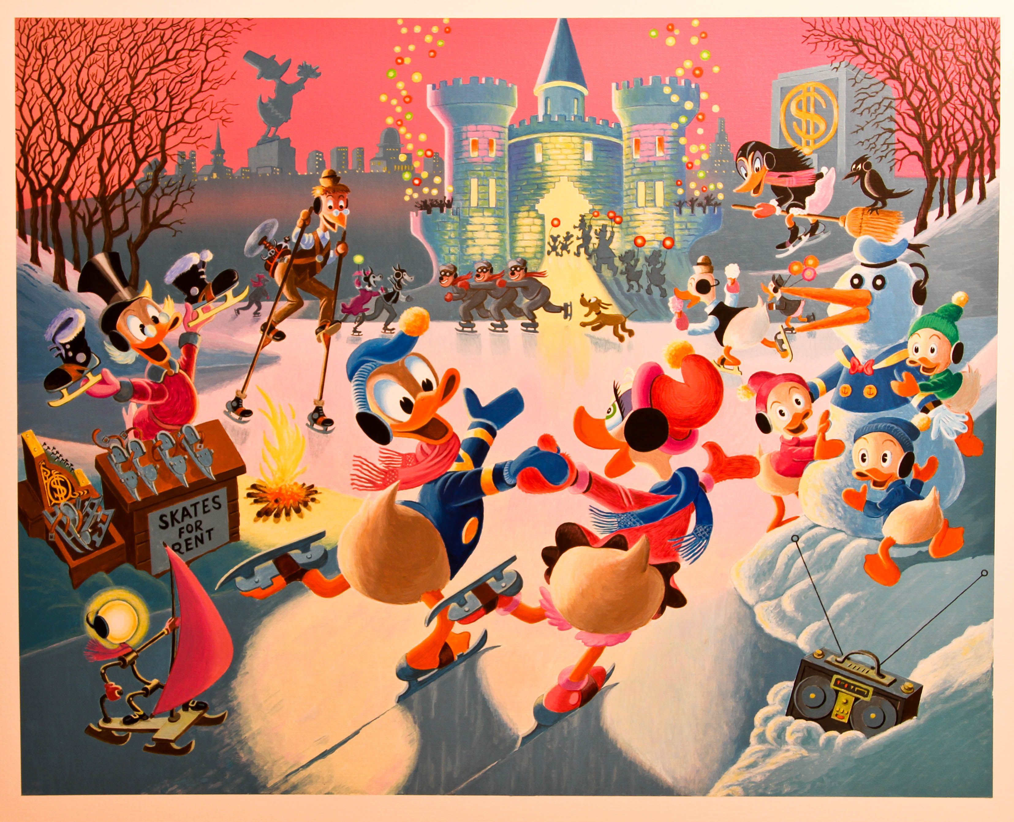 carl barks google search art toons pinterest. Black Bedroom Furniture Sets. Home Design Ideas