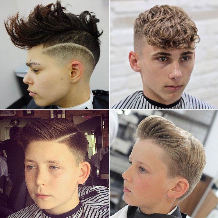 22 New Boys Haircuts For 2019 Boys Haircuts Cool Boys Haircuts Boys Fade Haircut
