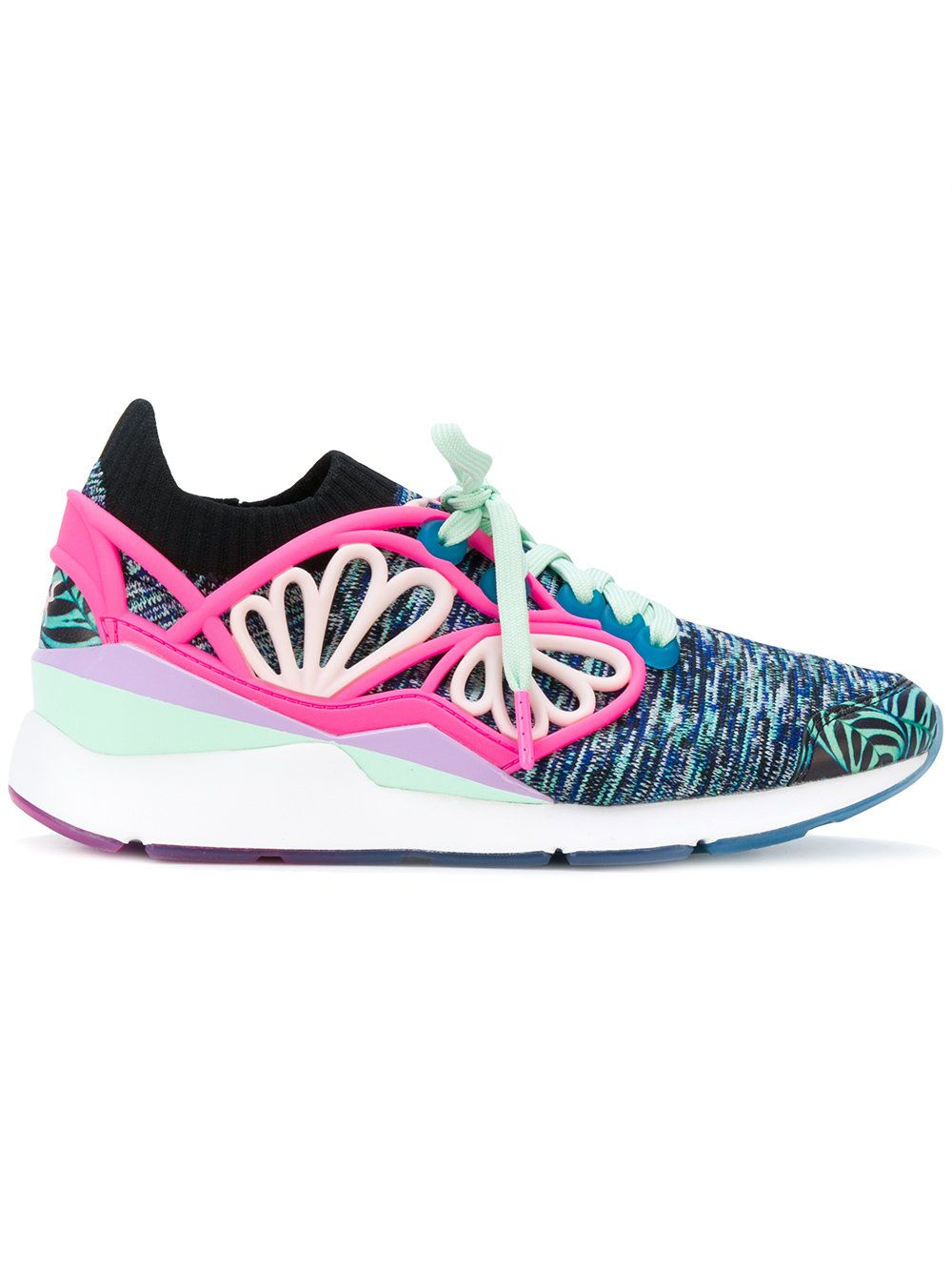 PUMA X SOPHIA WEBSTER | Pearl Cage sneakers #Shoes #PUMA X