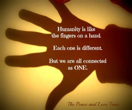 Great view on humanity quote Happy Quotes Pinterest