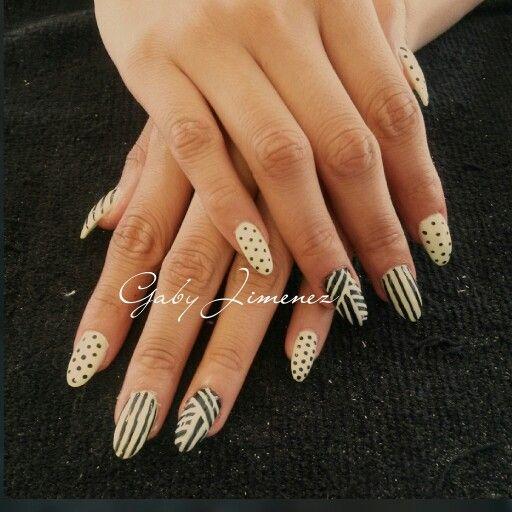 Nails Gaby Jimenez  Uñas postizas  Guadalajara ,Mexico