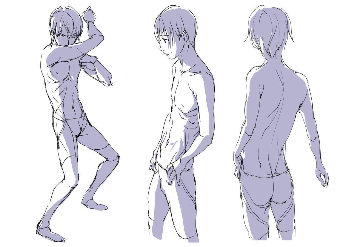 Pin de Mo M0 en Learning to draw | Pinterest | Dibujo, Anatomía y ...