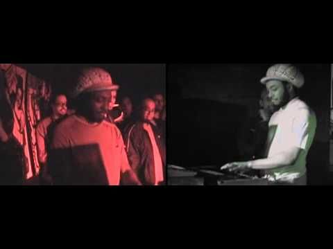 Will I Am vs. Thes One (MPC Battle)