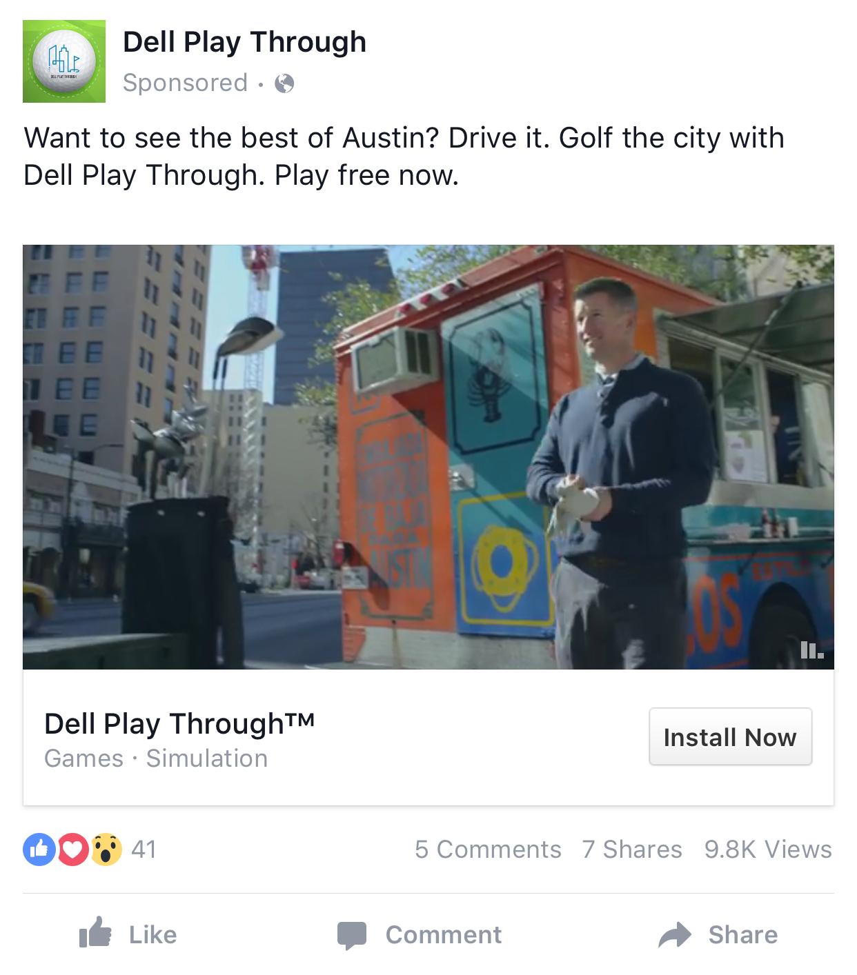 Facebook Ad Examples | Facebook Ad Examples | Facebook, Ads, App