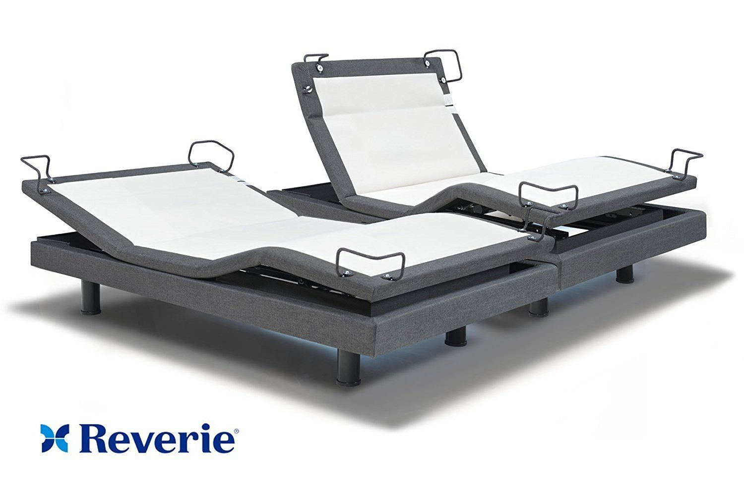 dynastymattress reverie 8 series adjustable bed base wireless