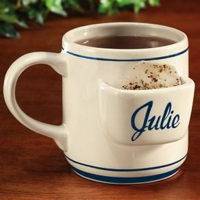 personalized tea bag mug thats a cool idea collections oh for