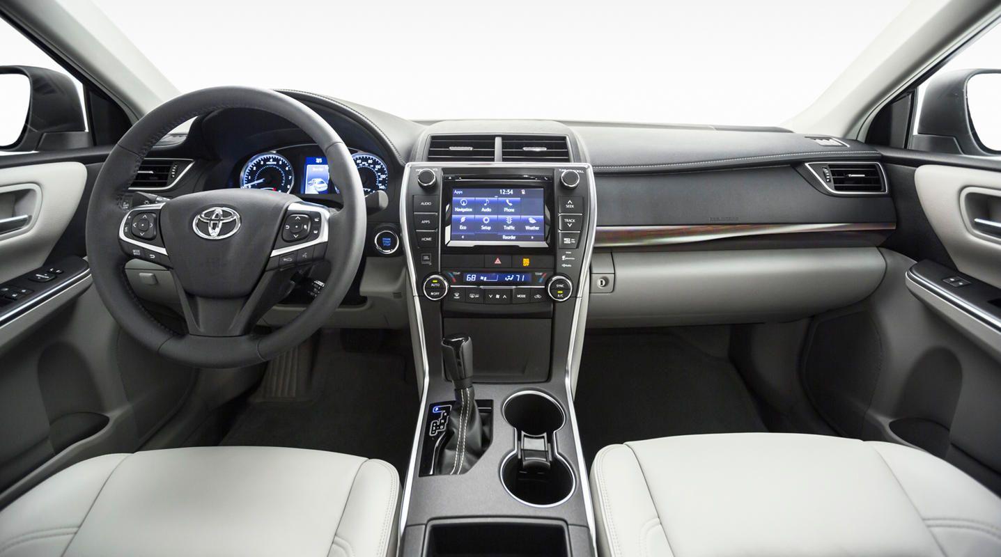Toyota Camry Interior >> 2020 Honda Cr V Review Guide 2017 Toyota Camry 2015