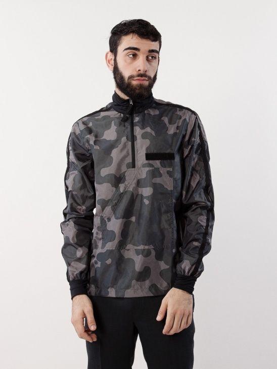 camouflage jacka man
