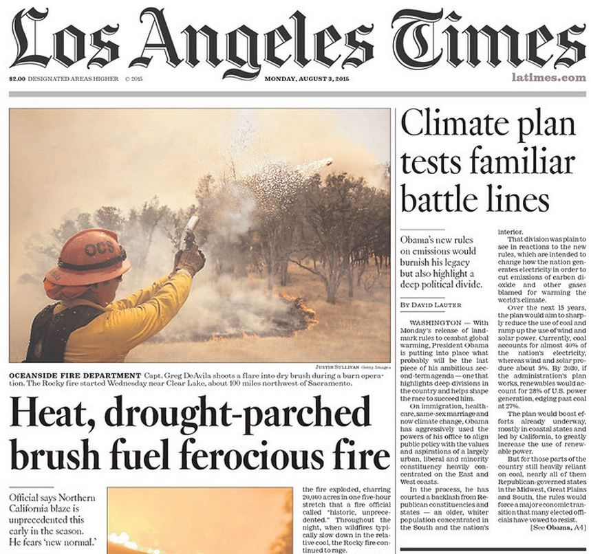 See The MediaS Disconnect On Climate Change And Extreme Weather