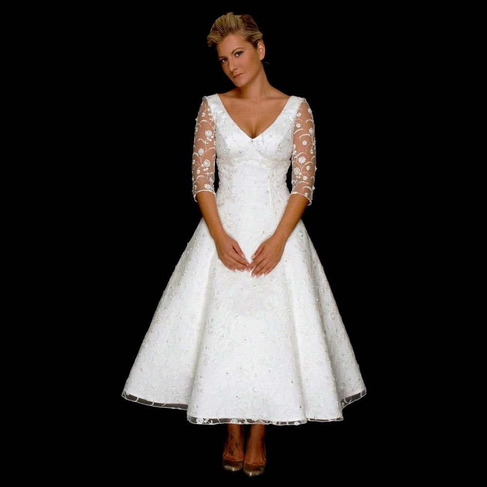 100+ Wedding Dresses for the Over 50 Bride - Wedding Dresses for the ...