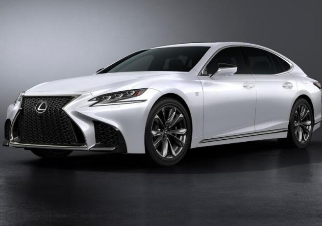 2018 Lexus Ls 500 F Sport Price Interior Specs Release Date Review Lexus Ls Affordable Sports Cars Lexus Sedan
