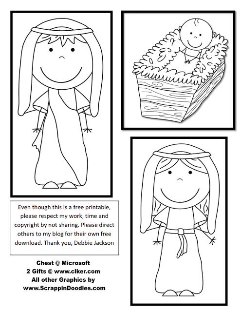 NACIMIENTO DE JESÚS | Manualidades biblicas | Pinterest | Nativity ...