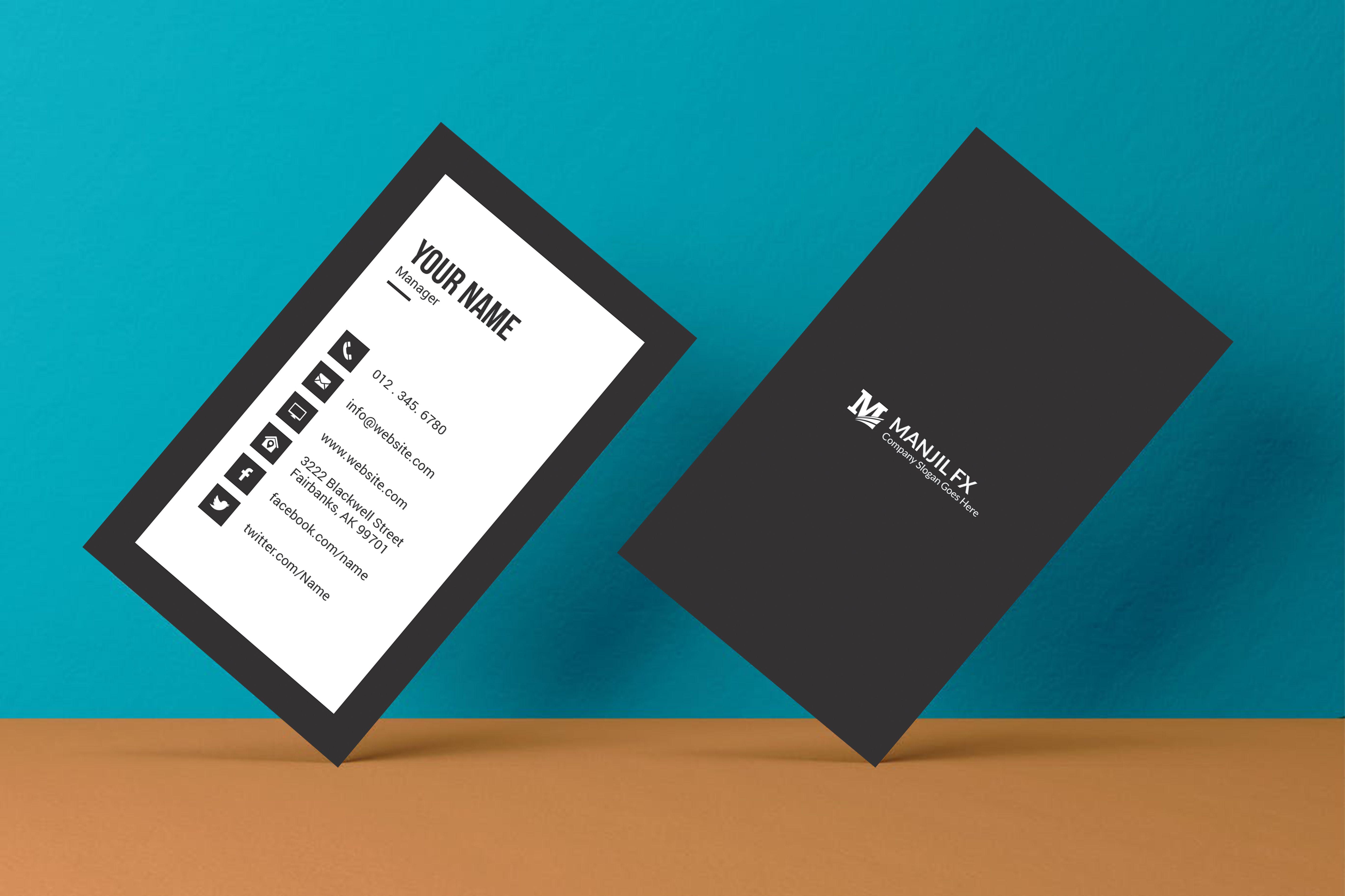 Unique Business Cards Design Within 2 Hours Unique Business Cards