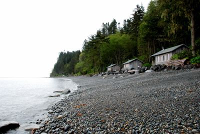 Whiskey Creek Beach Cabins Joyce Wa Places I Ve Been To