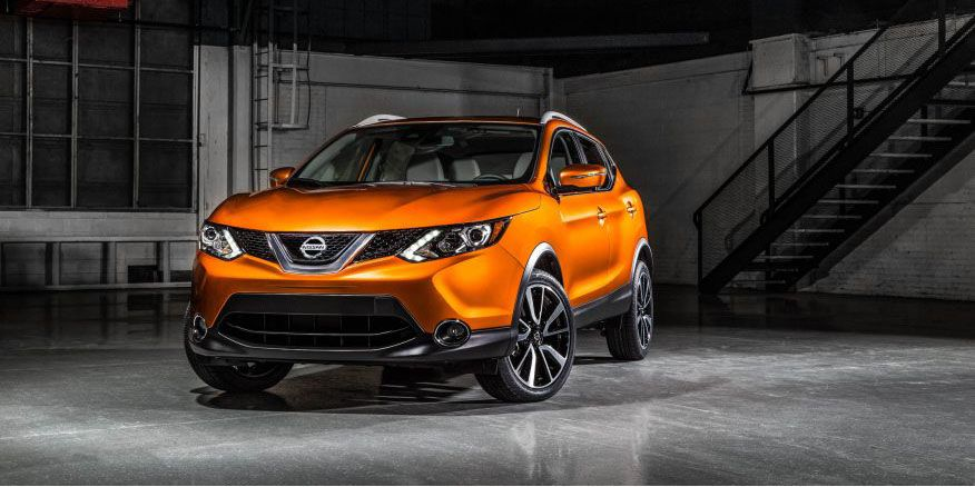 2017 Nissan Rogue Sport Is New Shorter Version of the