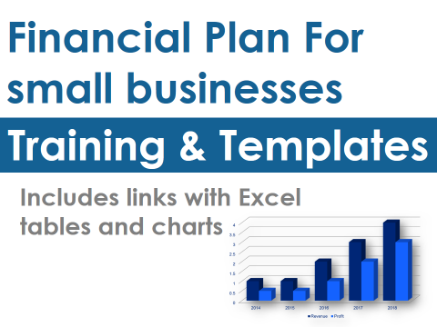Financial Plan Template  Financial Plan Template And Business