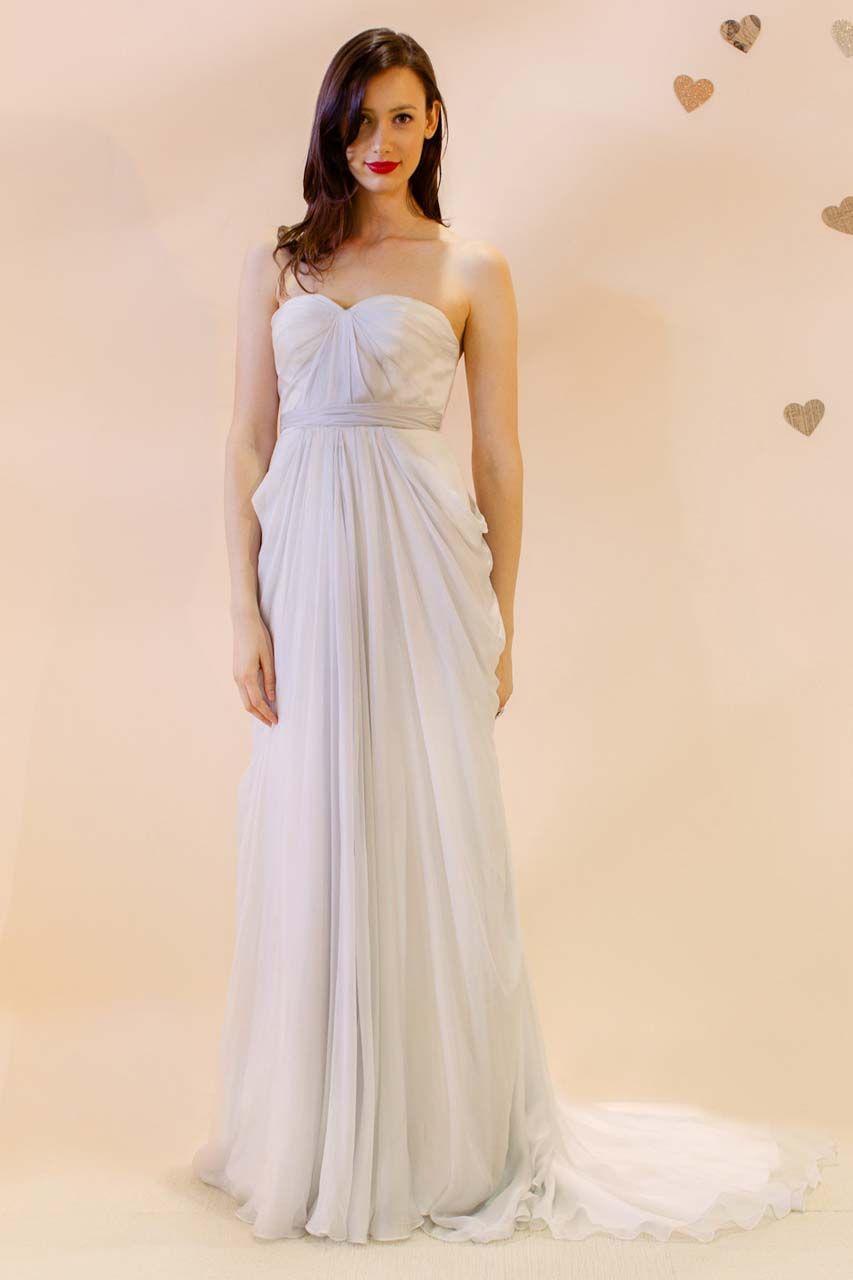 Ivy u aster ivy u aster lumiere size size wedding dress