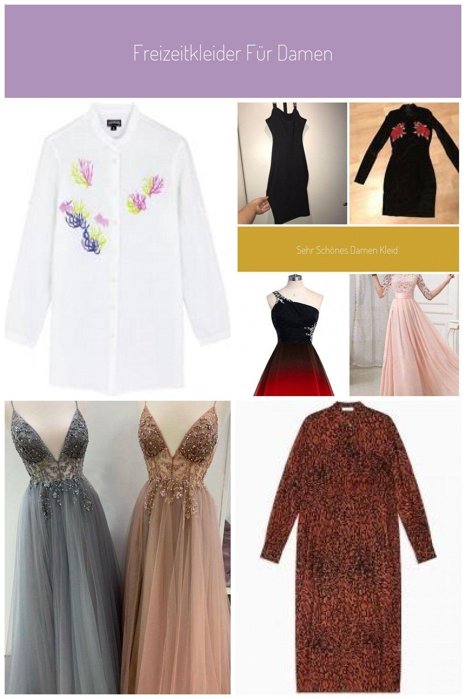 Photo of Damen Ready to Wear – Coral and Turtles Hemdkleid aus Leinen für