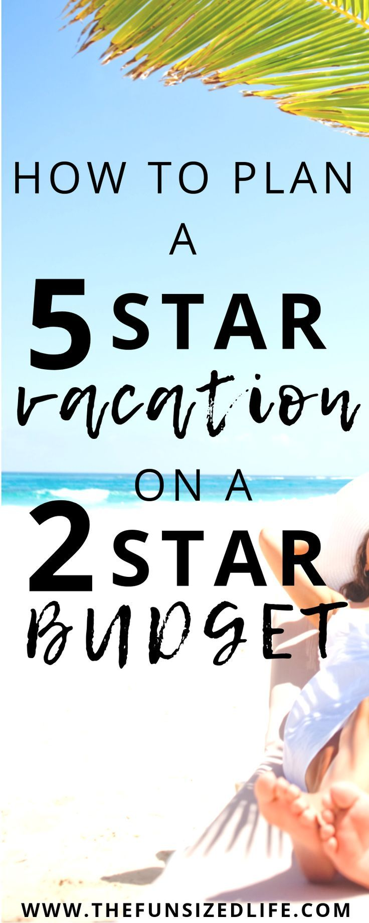 You can easily plan a vacation on a budget. Learn all the best tips and tricks for saving huge and planning smart!  #vacation #vacationonabudget #budgetvacation #budgeting #familyvacation