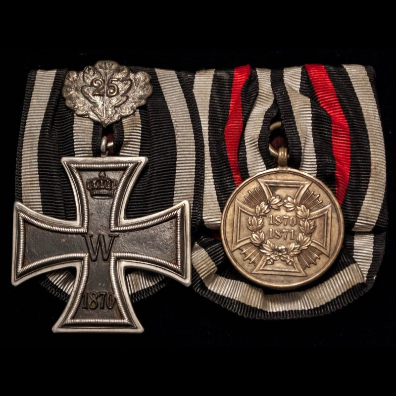 Oak Leaf Military Medal WW1 NEW Repro Grand Cross