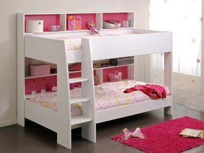Luxury Pretty simple bunkbed I wish there was a link instead of just a picture Top Search - New bunk beds with storage Contemporary