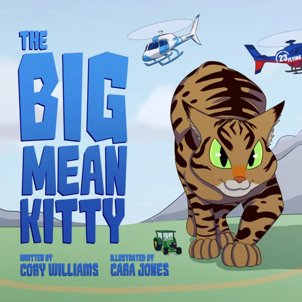 Download The Big Mean Kitty Song by Cory Williams in 2020