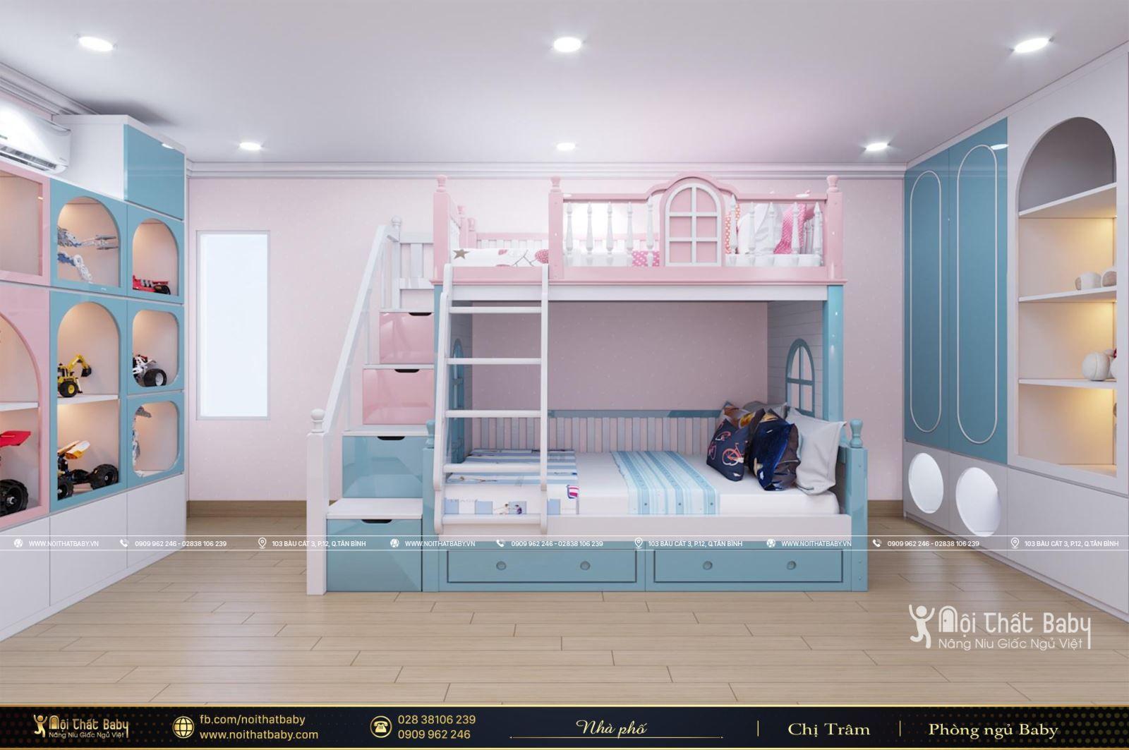 MẪU GIƯỜNG TẦNG ĐẸP DÀNH CHO BÉ TRAI VÀ BÉ GÁI trong 2020   Giường tầng,  Giường, Sắp xếp